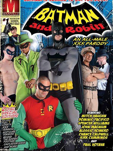 Batman porno parodie xxx