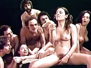 Vintage bisexuelle orgie porno videos foto 2