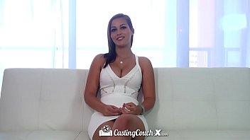 Kacy lane auf der casting couch foto 1