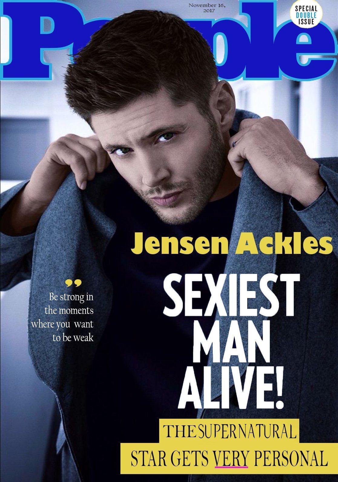 Jensen ackles gerade porno foto 2