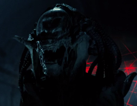 Xenomorph predator monster girls üppig