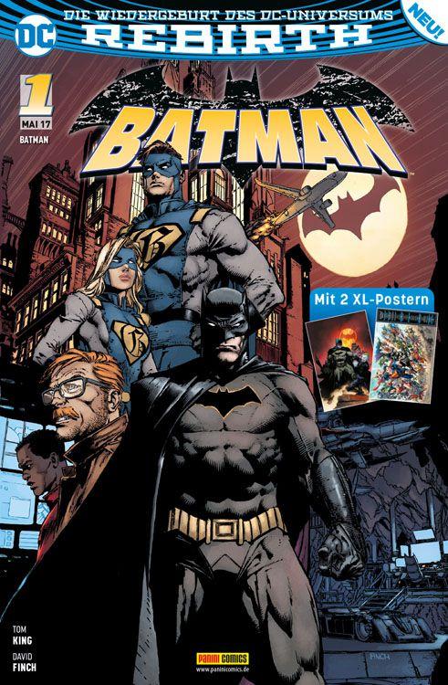 Comics toons batman darüber hinaus foto 1