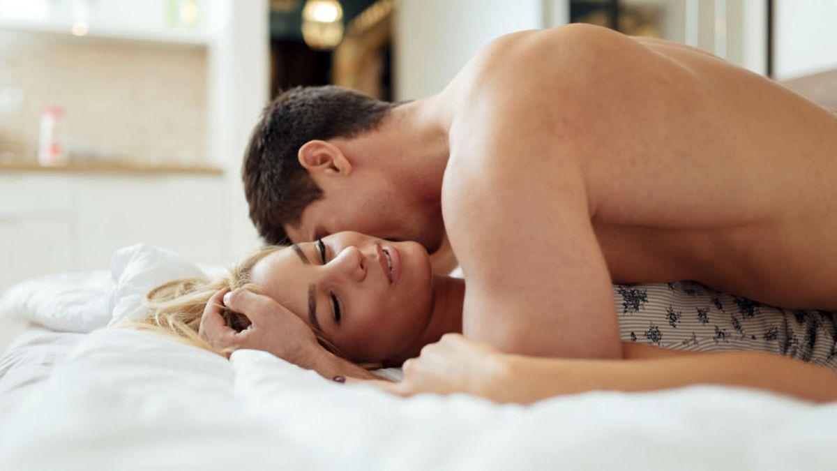 Orgasmus beim Missionarssex