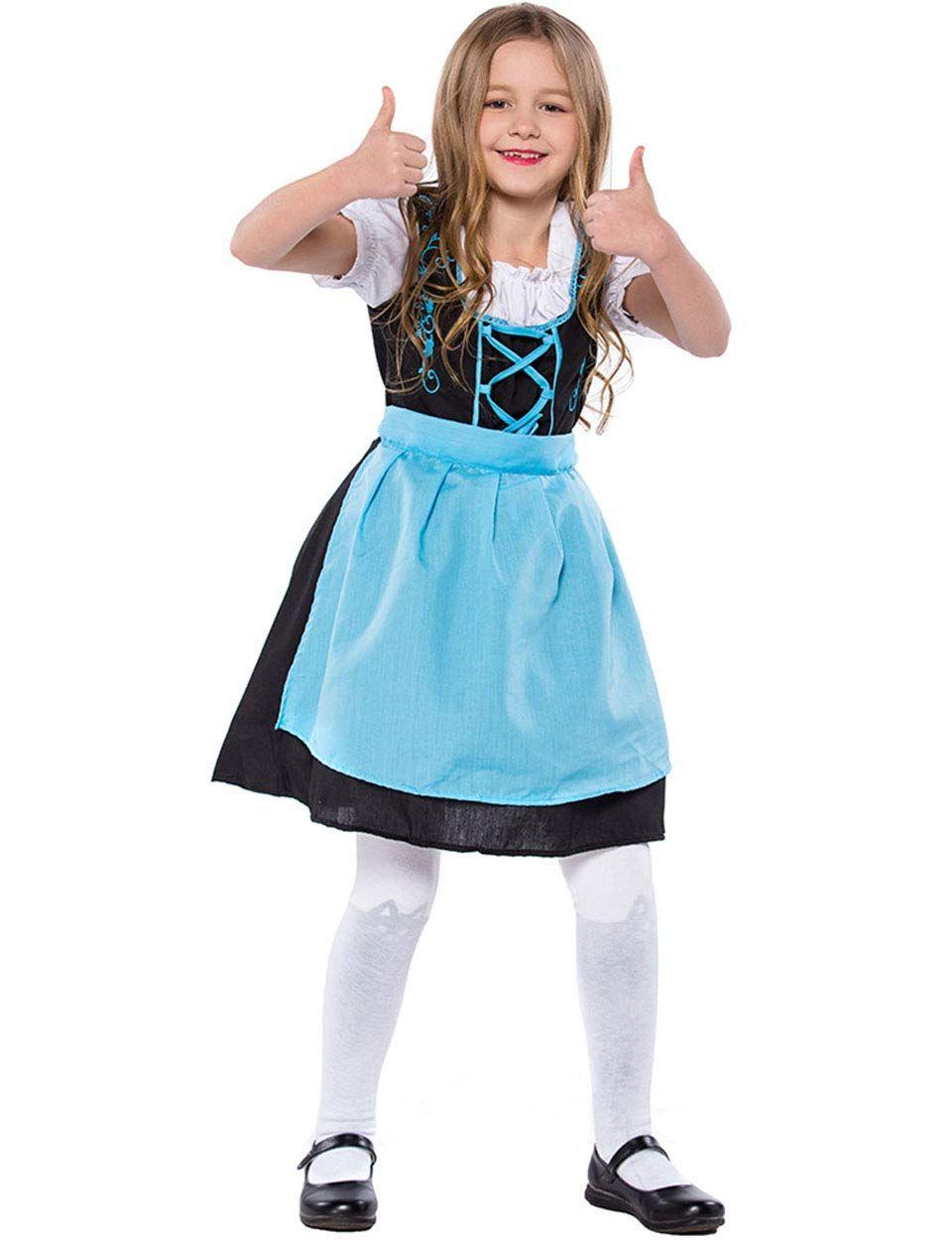 Erwachsenen oktoberfest mädchen kostüm kostüm ball foto 4