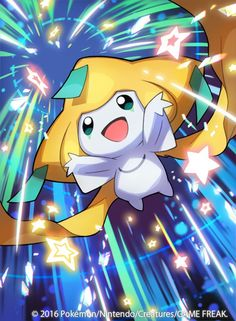 Regel dito jirachi nintendo pasaran pokemon foto 1