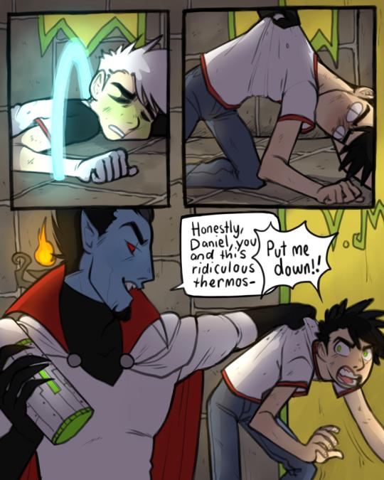Danny phantom comic superheld manga üppig foto 2