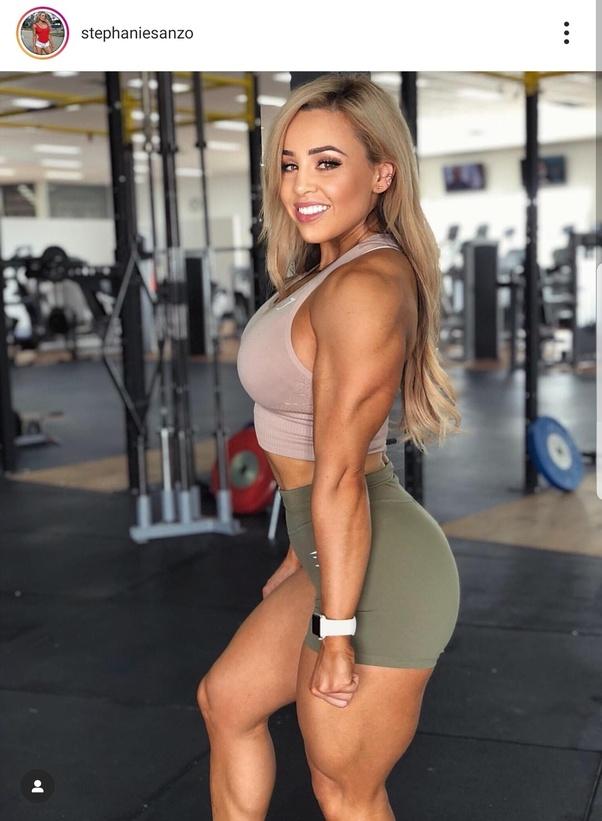 Videos de chicas musculosas foto 1