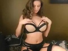Shyla jennings solo sex video