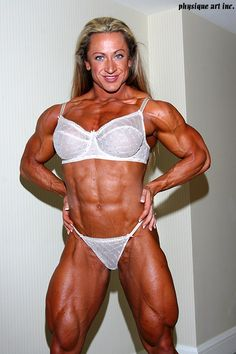 Als mulheres mais fortes e musculosas foto 4
