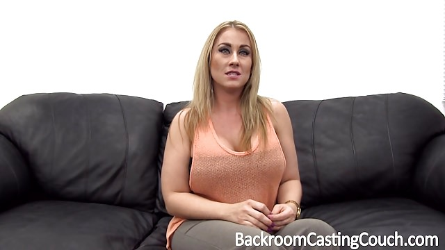 Casting schlampe auf casting couch porncasting