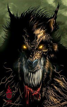 Fursuit werwolf videos von bösen snack