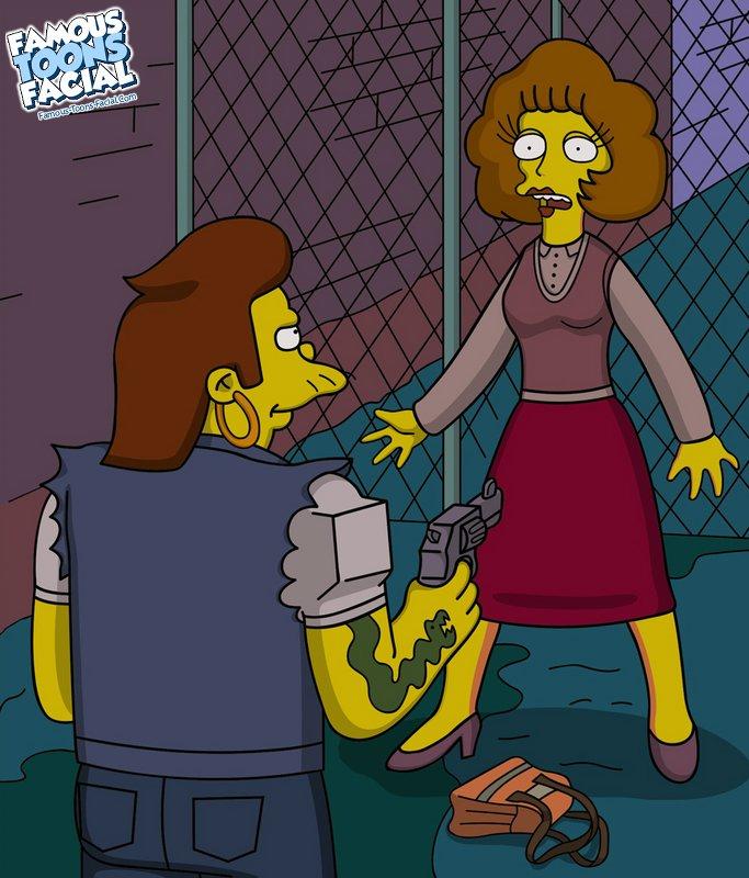 Marge simpson xxxlos simpson porno comicsxxx